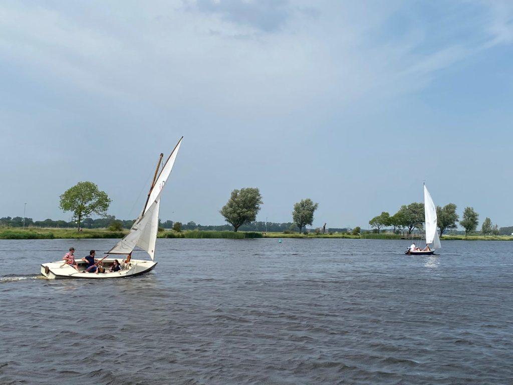 Wagenhof regatta 2021 boten