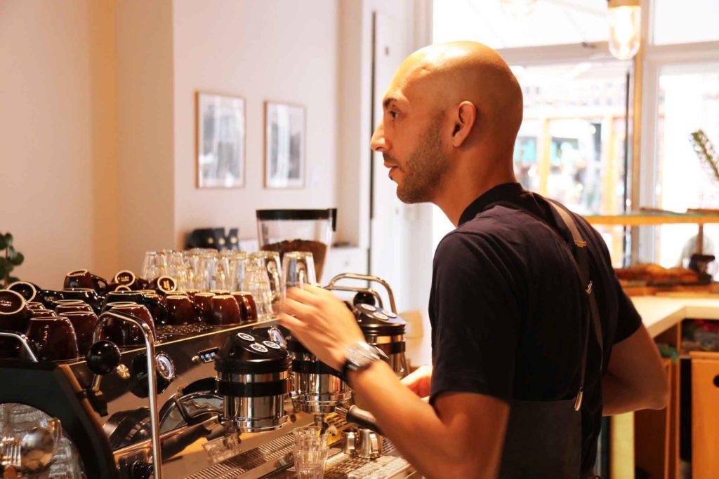 La Maru - Coffee & Bread Haarlem