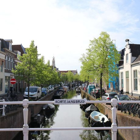 haarem binnenstad banner